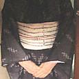 夏琉球に紗の名古屋帯